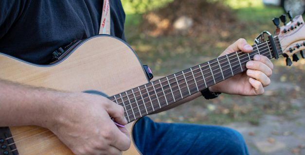 How to Change Guitar Chords Easily and Correctly